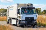 Financiación especial para la gama eléctrica de Renault Trucks