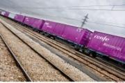 Los trenes de Renfe aumentaron en un 7% sus mercancías transportadas durante 2017