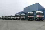 Friursa suma nueve camiones Renault Trucks a su flota