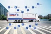 Los frigoríficos S.KO Cool de Schmitz Cargobull equipan el sistema telemático de serie