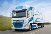 DAF recorre 150 000 kilómetros con propulsión eléctrica gracias al CF Electric