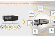 Continental da la bienvenida a la segunda generación de tacógrafos digitales