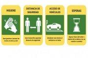 Euromaster establece unas normas de higiene para los clientes durante el estado de alarma