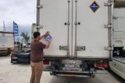Asetrans Gerona identifica sus vehículos como seguros y profesionales
