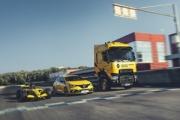 Renault Trucks lanza su nueva serie limitada, la Sport Racing