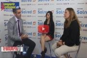 Vídeo entrevista Rafael Salas de Solred - Protagonistas del Transporte