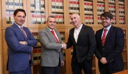 Primafrio e Intelligent Delivery firman un acuerdo de colaboración