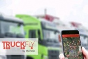 Truckfly, la app de Michelin al servicio de los transportistas
