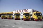 Michelin calzará los camiones del Grupo Cariño