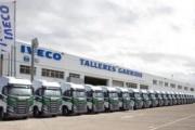 Transportes Luis Recuenco amplía su flota con 20 camiones Iveco S-Way