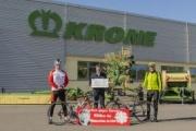 Krone dona 10.000 euros para luchar contra el coronavirus