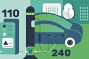 Nuevo etiquetado UE para puntos de recarga de vehículos eléctricos