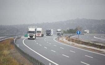 La morosidad en el transporte se situó en 80 días de media en noviembre