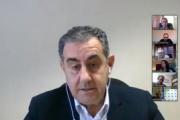 Asamblea General de CONETRANS: Carmelo González pide una mayor implicación con los transportistas a José Luis Ábalos