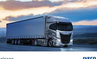 Iveco y el Grupo Alpega firman un acuerdo de colaboración europeo