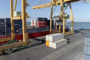 El Puerto de Huelva cierra marzo con 3,14 millones de toneladas transportadas
