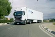 Delgo elige Scania por su motor de gas de 410 CV