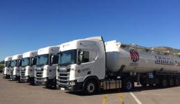Michelin y Transportes SANMARTÍ juntos por un transporte seguro y sostenible