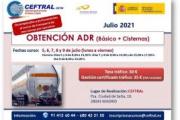 Curso CEFTRAL de obtención de ADR