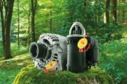 Bosch eXchange ayuda a la reforestación en su continua protección del medio ambiente