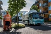 Volvo comienza a vender camiones eléctricos para transporte urbano