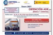 Curso CEFTRAL obtención de ADR