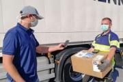 El Comité Nacional de Transporte por Carretera arremete contra el Gobierno por el trato al transporte durante la pandemia