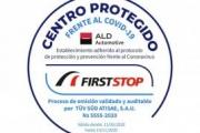 """First Stop, primera red de talleres mecánicos acreditados como """"Centro seguro frente al Covid-19"""""""