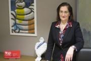 María Paz Robina, nueva directora de Michelin España Portugal
