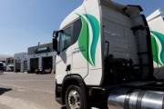 Acotral suma a su flota ocho camiones Scania GNL