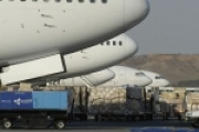El transporte aéreo de mercancías crece más del 4%