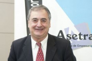 Juan Andrés Saiz, reelegido presidente de Asetra Segovia