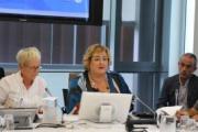 El Comité Nacional de Transporte se querella contra la diputada de Infraestructuras de Guipúzcoa por los peajes a camiones
