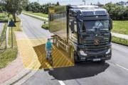 Continental lanza RightViu, sistema de asistencia de giro para camiones