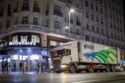 Scania y Havi minimizan la huella ambiental de McDonald's