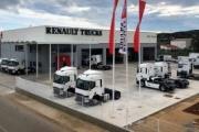 Renault Trucks inaugura nuevas instalaciones en Gerona