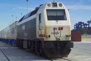 El Puerto de Algeciras recupera la conexión ferroviaria de mercancías con Madrid