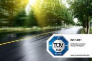 Webfleet Solutions consigue la certificación ISO 14001:2015 medioambiental