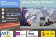 La AET celebra una jornada sobre nuevas tecnologías en el transporte por carretera