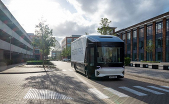 Volta Trucks reclama una mayor ambición al Gobierno británico por el Plan de Descarbonización