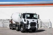 España recibe los primeros Ford Trucks rígidos de obra y nuevas tractoras