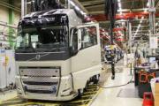 Comienza la producción en serie de la nueva gama de Volvo Trucks