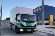 FM Logistic y CITYlogin comienzan las pruebas del primer camión 100% eléctrico fabricado en España