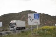 El Comité Nacional de Transporte exige a la DGT que levante la prohibición de circular a los camiones por las carreteras N-232 y N-124