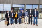 Asetrans Gerona inaugura un centro de transportes en Cimalsa
