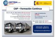 Cursos CAP subvencionados por CEFTRAL