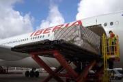 Transportes recibe en Barajas más de un millón de mascarillas