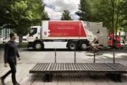 Un Renault Trucks D Wide Z.E. para recoger residuos en Lyon