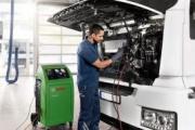 Equipos Bosch para el servicio de aire acondicionado
