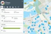 Nuevas prestaciones para vehículos eléctricos de Webfleet Solutions